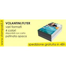 Volantini  Flyer (9)